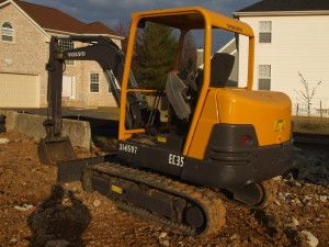 volvo ec35 compact excavator service pdf manual volvo usa this rh pinterest com