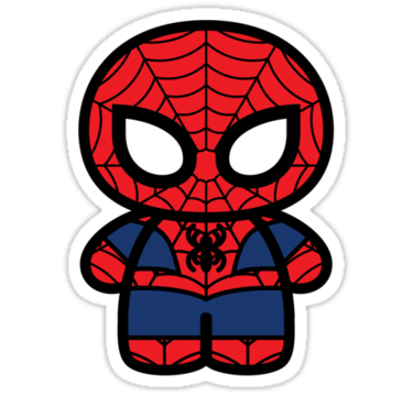 Pin By Christel Forcha On Chibi Super Heroes Hombre Araña