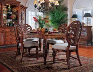 West Indies Furniture | West Indies 5 Piece Rectangular Dining Set