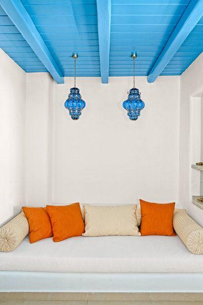 Ceiling Paint Color painted ceiling | inspiring ideas | pinterest | paint ceiling