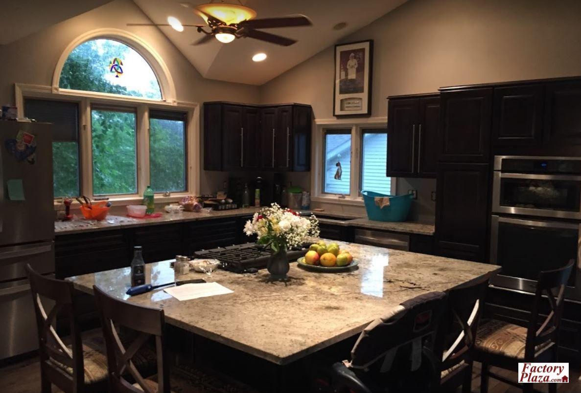 Granite countertop Kitchen and countertops