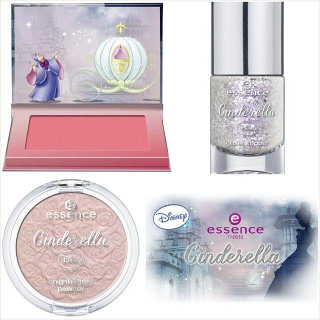 """""""Ab März erhältlich: @essence_cosmetics #cinderella #essencecinderella #le #limited #essence #essencecosmetics  #limitiert #limitededition  #Preview auf…"""""""
