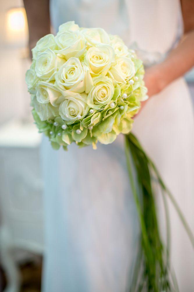 Brautstrau Hannover  Milles Fleurs  Blumen  Braut