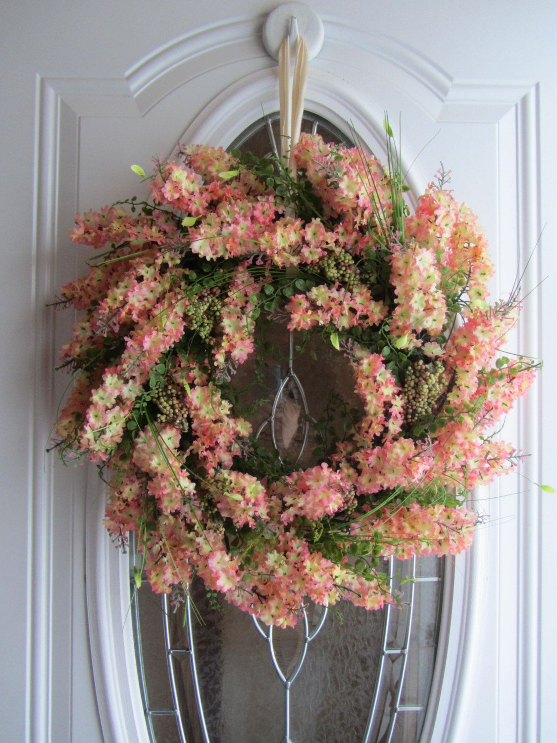 Front Door Decorations For Spring Wreath Summer Decor