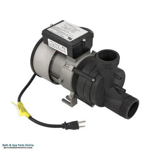 Hydr 0 Power Bath Pump 10amp 120v Air Switch Cord Pa 15 1s Px15000ucs Pumps Spa Parts Whirlpool Tub
