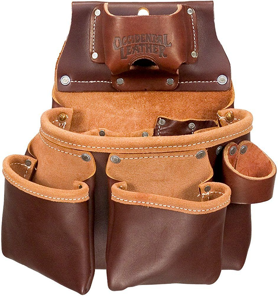 Occidental Leather 5018DB 3 Pouch Pro Tool(TM) Bag * Want to