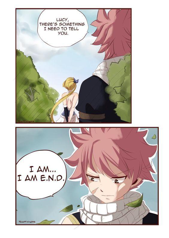 E N D Confession Part 1 Fairy Tail Anime Fairy Tail Comics