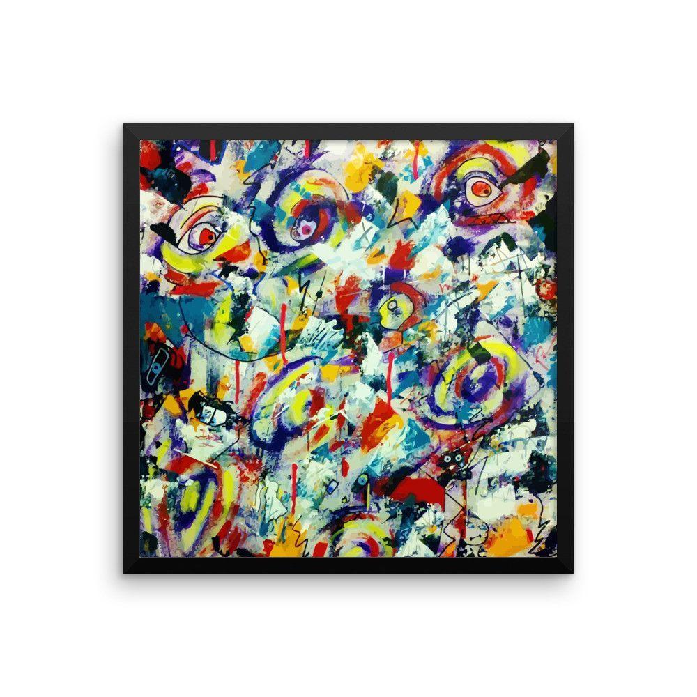 Ridiculous Anger | Framed Print