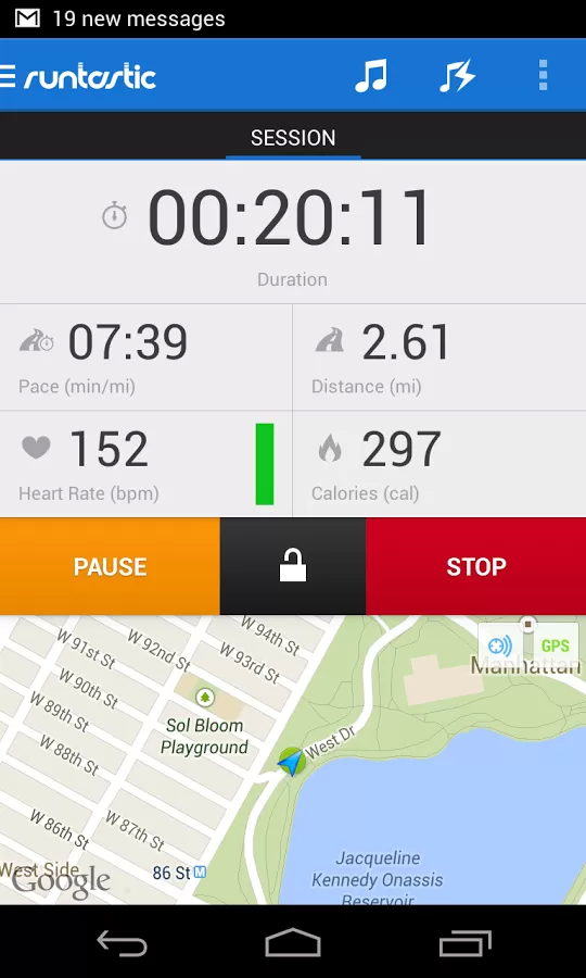 Runtastic PRO v4.0.1 Requirements Android v2.2+ Overview
