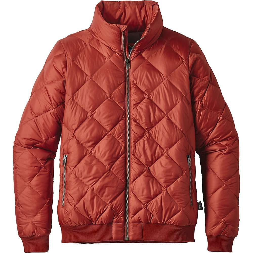 Patagonia Women S Prow Bomber Jacket Xs Roots Red Insulated Jackets Insulated Jacket Women Shop Womens Jackets [ 1000 x 1000 Pixel ]