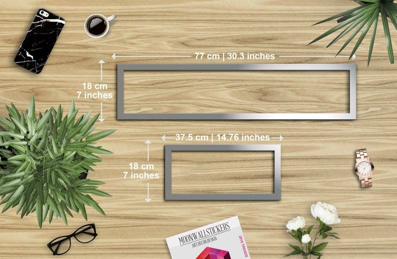 Faro Kits Malm Espejo De Trastes Superposicion De Ikea Etsy In 2020 Furniture Overlays Malm Ikea Overlays