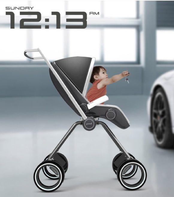 My Other Stroller Is A Porsche - Daddy Types | Porsch Design ...