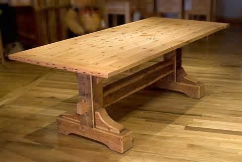 3x5 table diy - Google Search | Rustic kitchen tables ...
