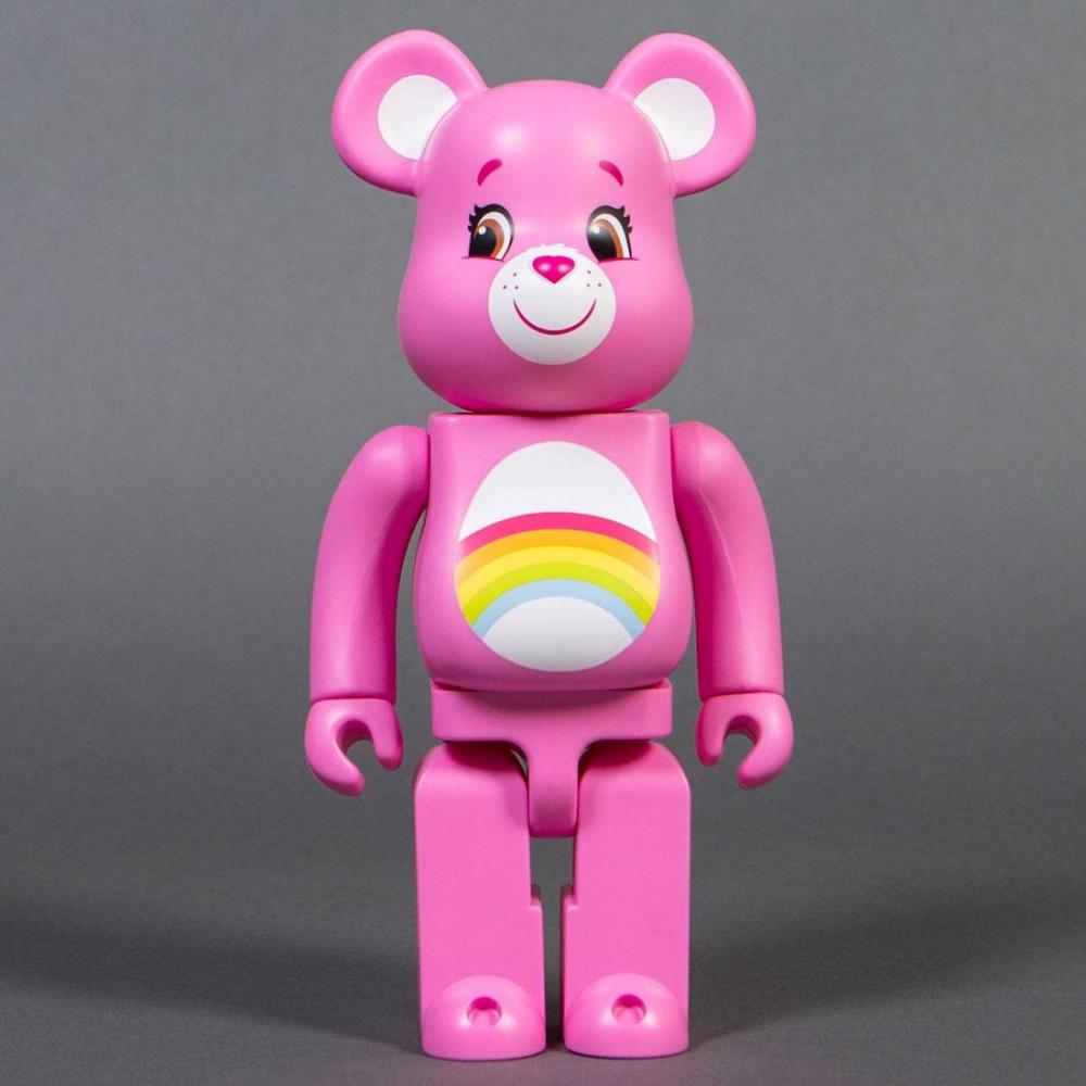 Medicom BE@RBRICK Keith Haring Pink Ver 100/% 400/% Bearbrick Figure Set