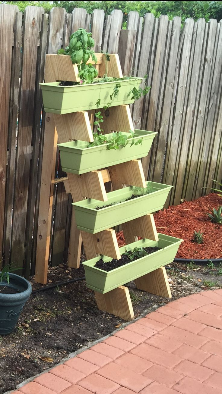 Most current No Cost herb garden ladder Thoughts