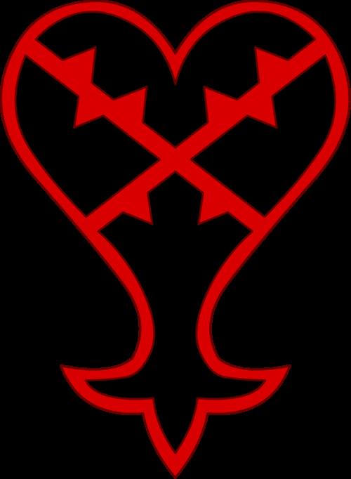 Heartless Kingdom Hearts Wallpaper Kingdom Hearts Logo Kingdom Hearts Heartless