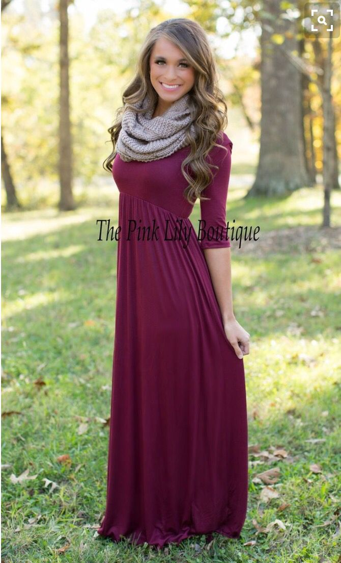 3019cf0d3eb2 Cute maxi dress with scarf. Stitch fix outfit ideas | Fashion in ...
