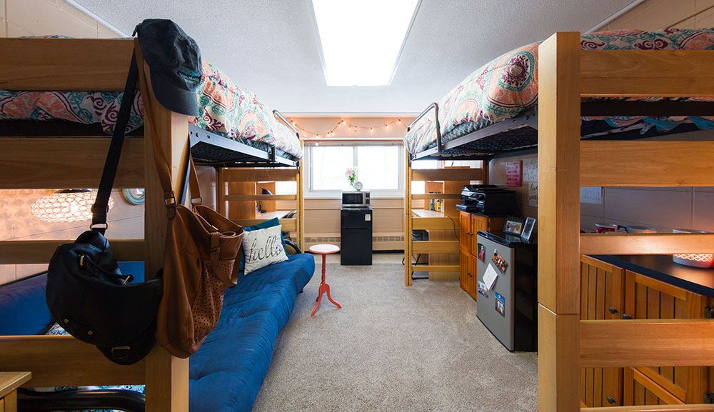 Photos University Housing Residence Hall College Living Cool Rooms