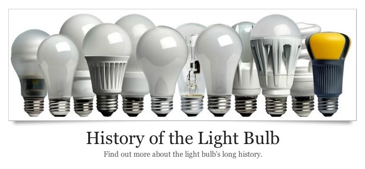 This Is A Great Interactive Timeline Of The History Of The Light Bulb Energy Efficient Light
