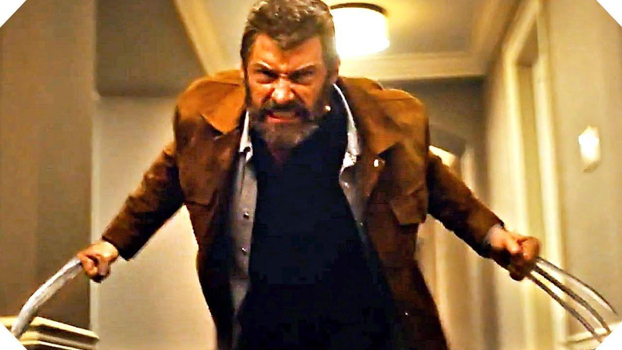 LOGAN (Wolverine 3, X-...