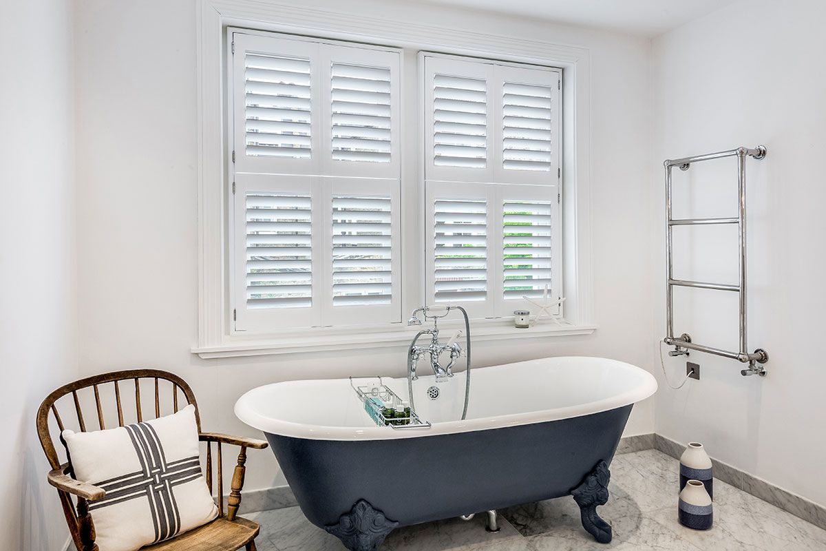 Hannah's classic yet contemporary style for her Battersea