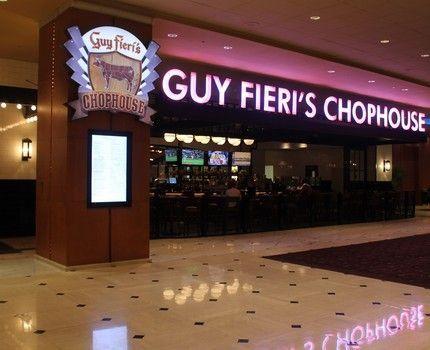 Guy Fieri S Chophouse Bally S Atlantic City Nj Atlantic City Vacation Atlantic City Atlantic City Restaurants