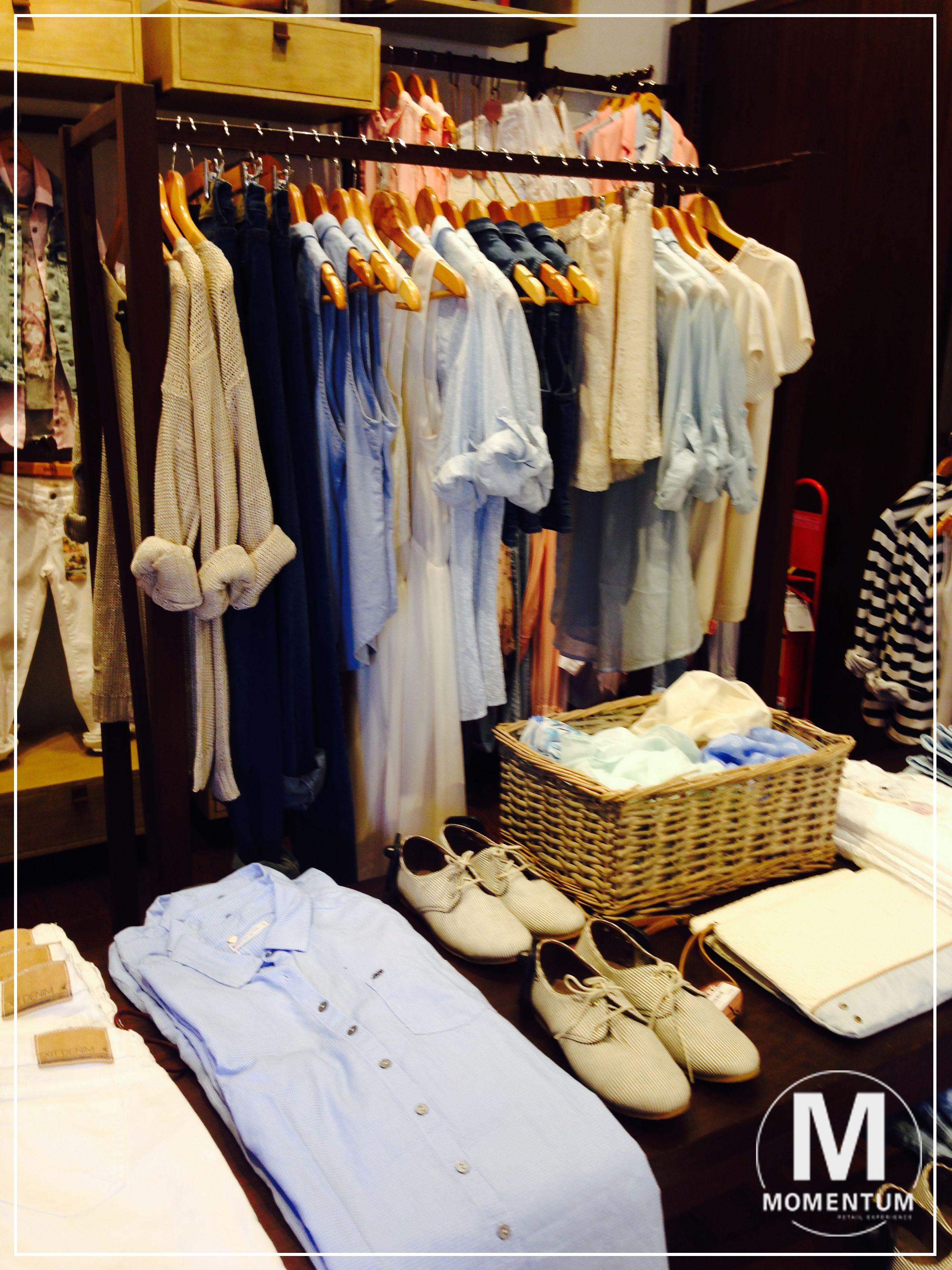 Visual merchandising Exit San Miguel.  Más información a: info@momentumretail.com.pe