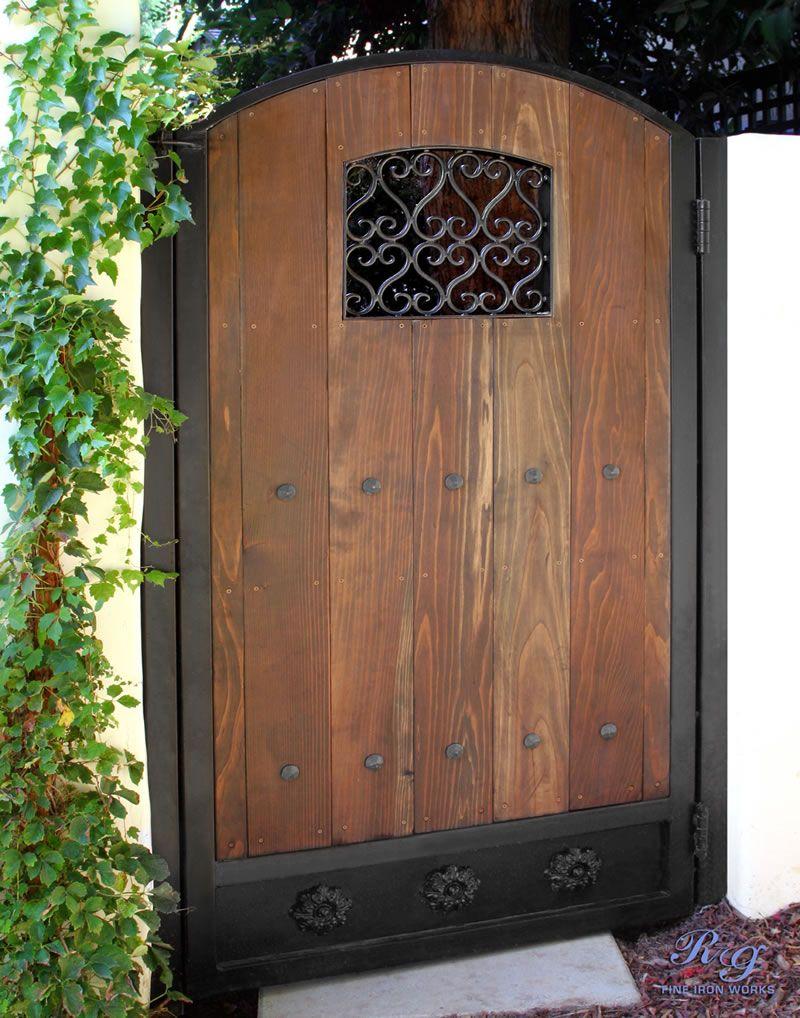 Rg Fine Ironworks Gallery Wood Amp Iron Gates Fence