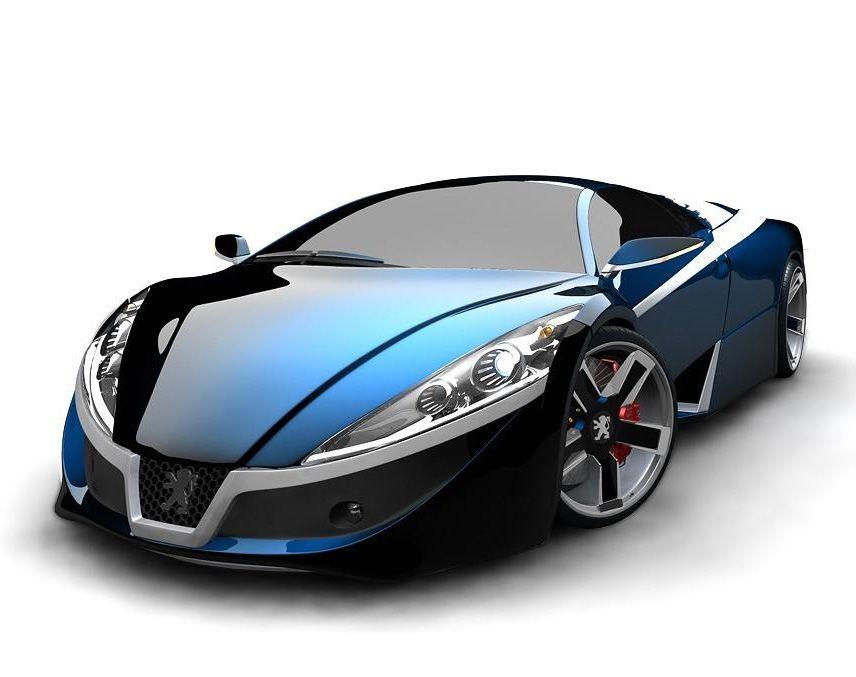 Peugeot Concept Car | Peugeot, Cars and Dream cars