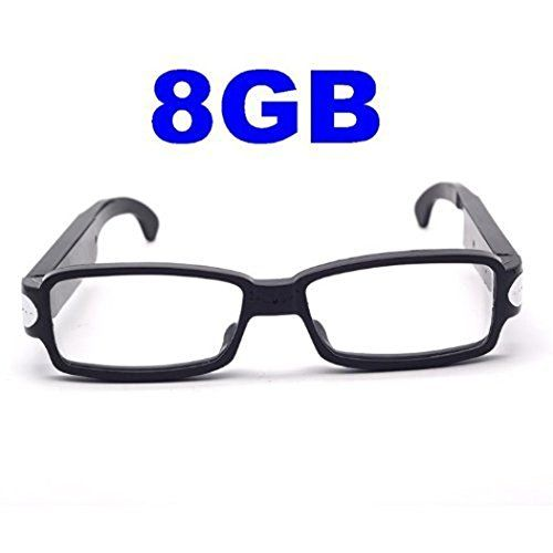 996ccbc54afa Loveboat 1280x720 HD 30FPS Hidden Eyewear Spectacles Camera Mini DVR Glasses  with 8G Card -- To view further for this item