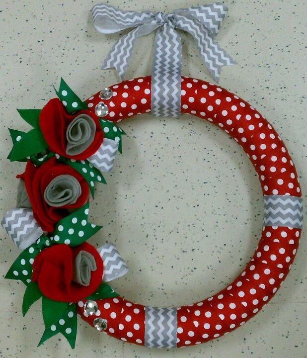 Wreath order for teacher