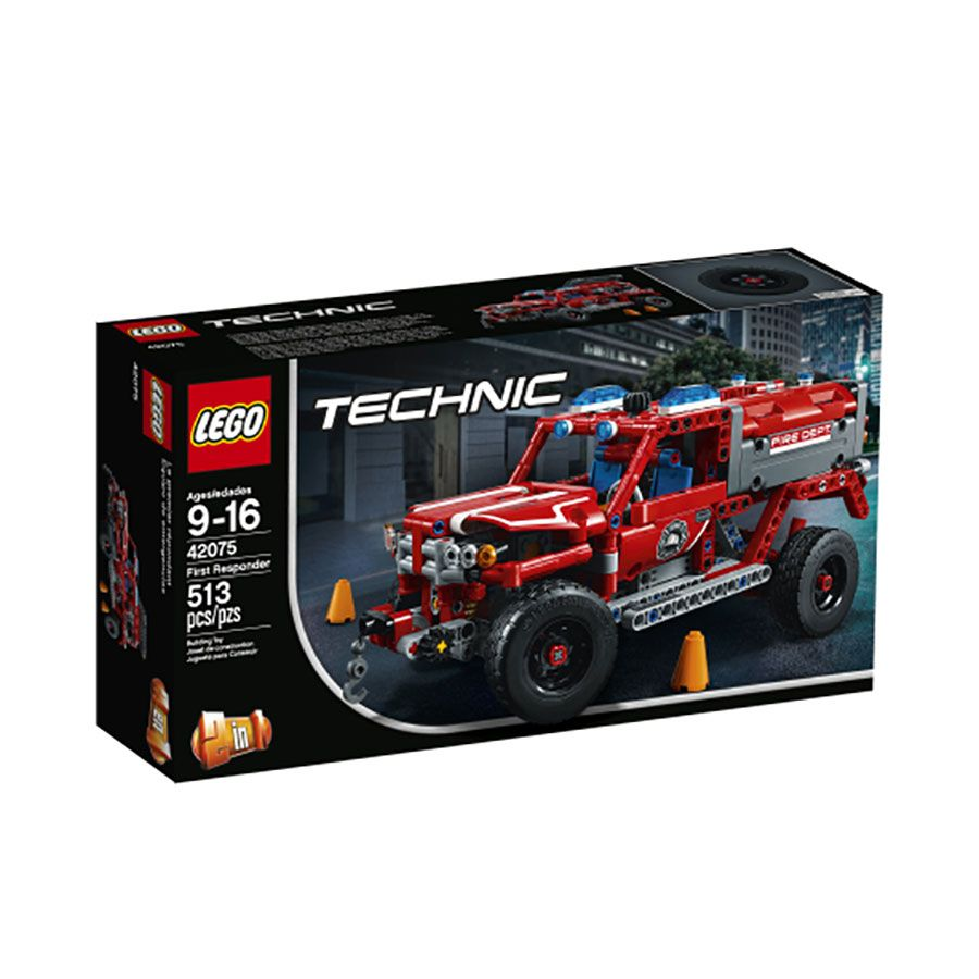 Lego Technic First Responder Lego Technic Lego Building Toys