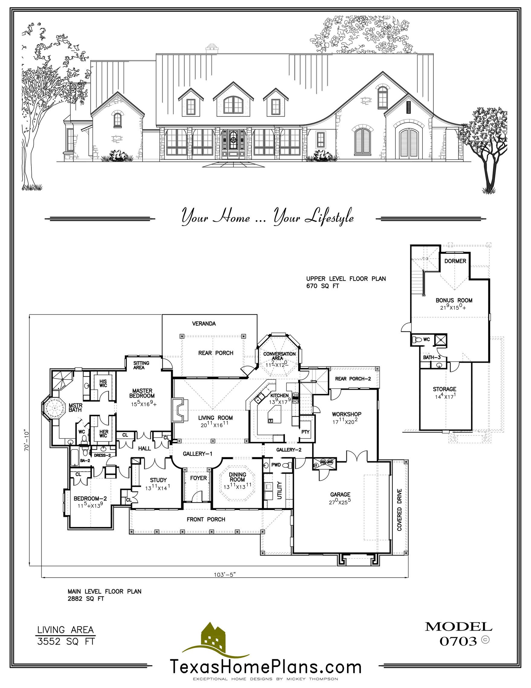 Texas Home Plans Texas German Page 22 23 Texas Hill Country House Plans House Plans Country Floor Plans