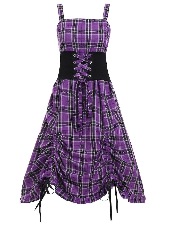 Moderno Plaid Cocktail Dresses Galería - Vestido de Novia Para Las ...
