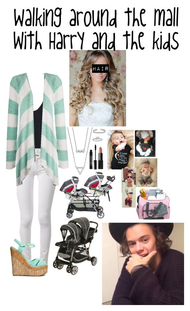 """""""Walking around the mall with Harry and the kids"""" by alex-sharrar ❤ liked on Polyvore featuring Zara, rag & bone, Qupid, Palm Beach Jewelry, Allurez, Blue Nile, Lord & Berry, NARS Cosmetics and Too Late"""