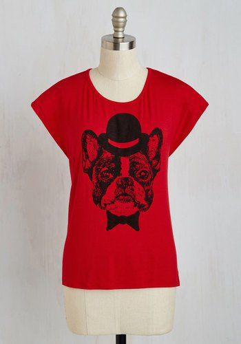 Pin for Later: Ooh La La — 20 Fabulous French Bulldog Gifts  Mezzanine Ready For Your Close-Pup Top ($25)