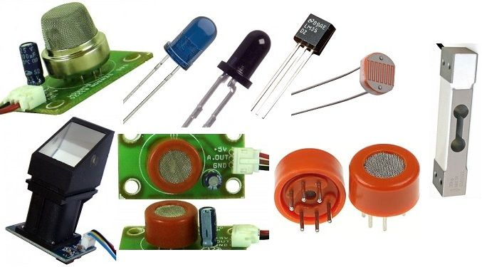 Sensor Based Electronics Projects from Microtronics http://www ...