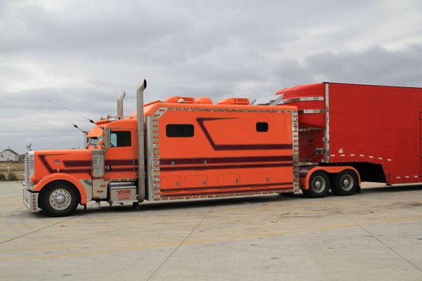 Peterbilt Big Rig Trucks Trucks Big Trucks