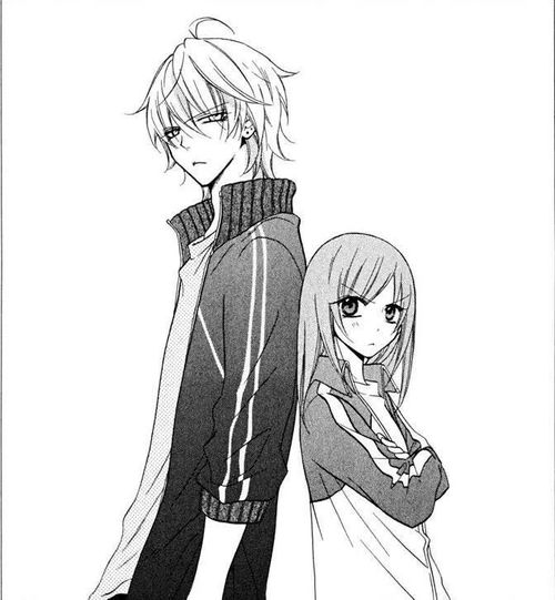 Short girl & tall boy:)