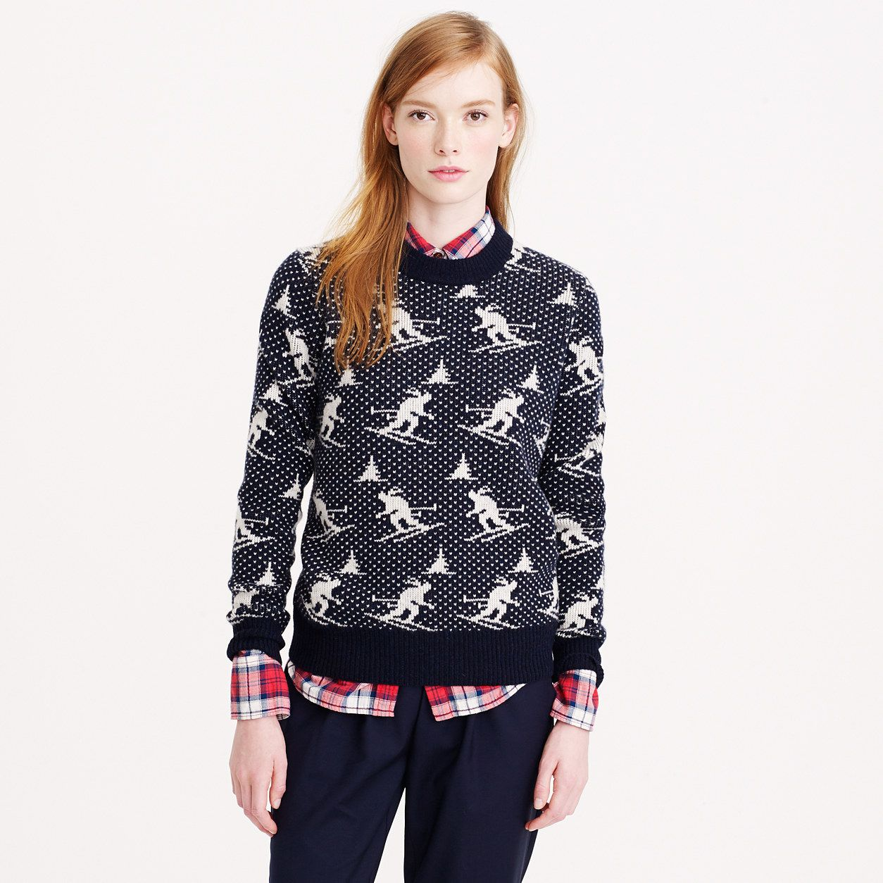 Ski sweater : sweaters | J.Crew