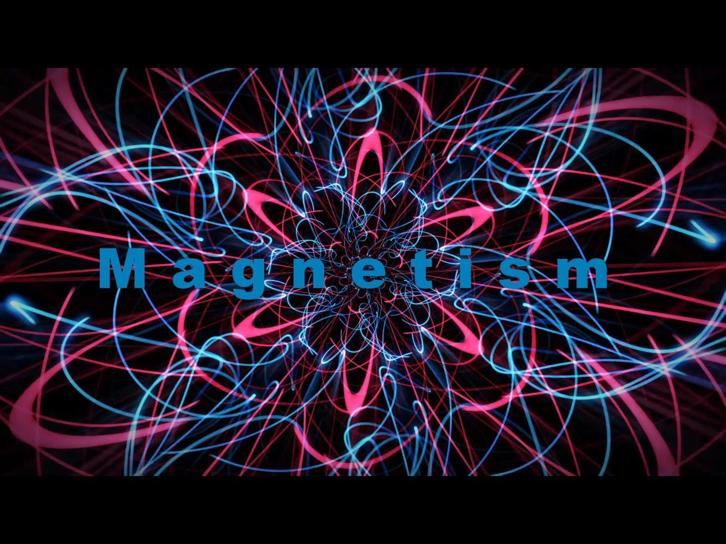 Metaphysics of Magnetism - The Rainbow Scribe