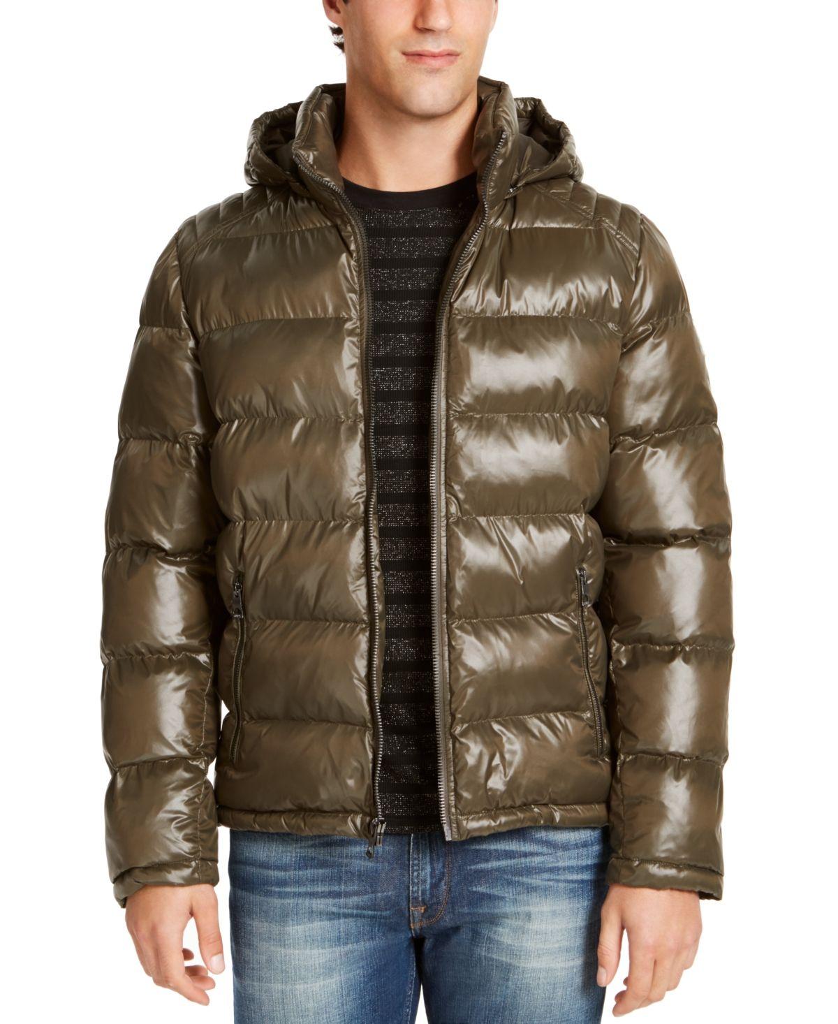 Guess Men S Hooded Puffer Coat Reviews Coats Jackets Men Macy S In 2021 Mens Hooded Guess Men Puffer Coat [ 1466 x 1200 Pixel ]