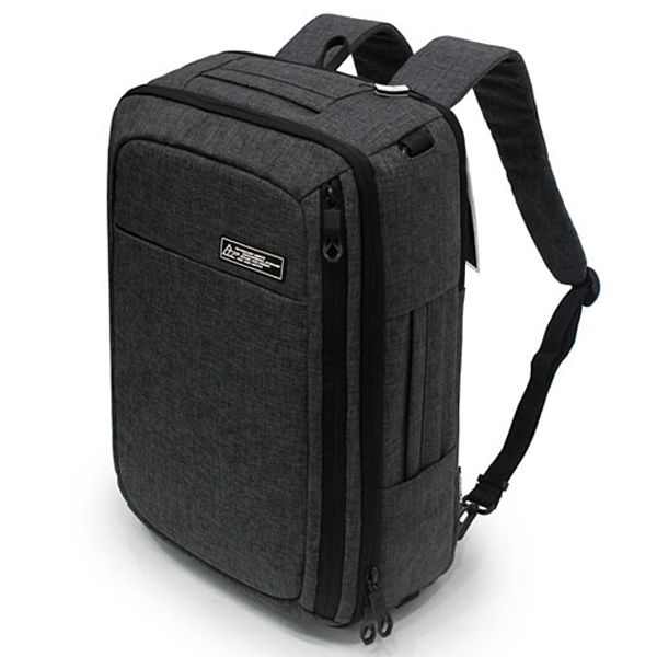 e1a664273db6 3 Way Laptop Bag Mens Backpack for College Toppu 492 (20)