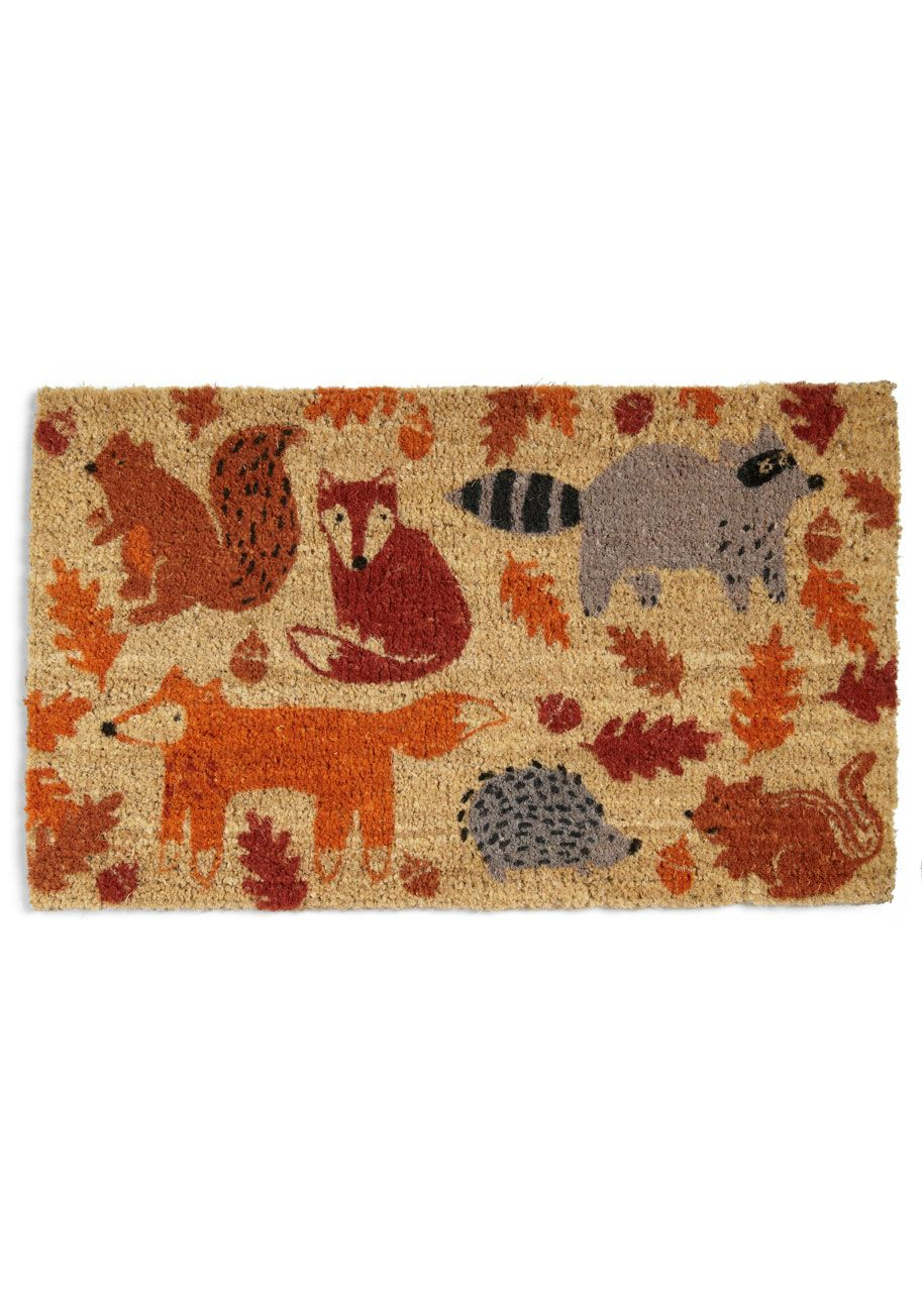 First and forest doormat modcloth home pinterest doormat fall kristyandbryce Images