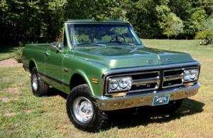 Gmc Jimmy For Sale Hemmings Motor News Classic Chevy Trucks