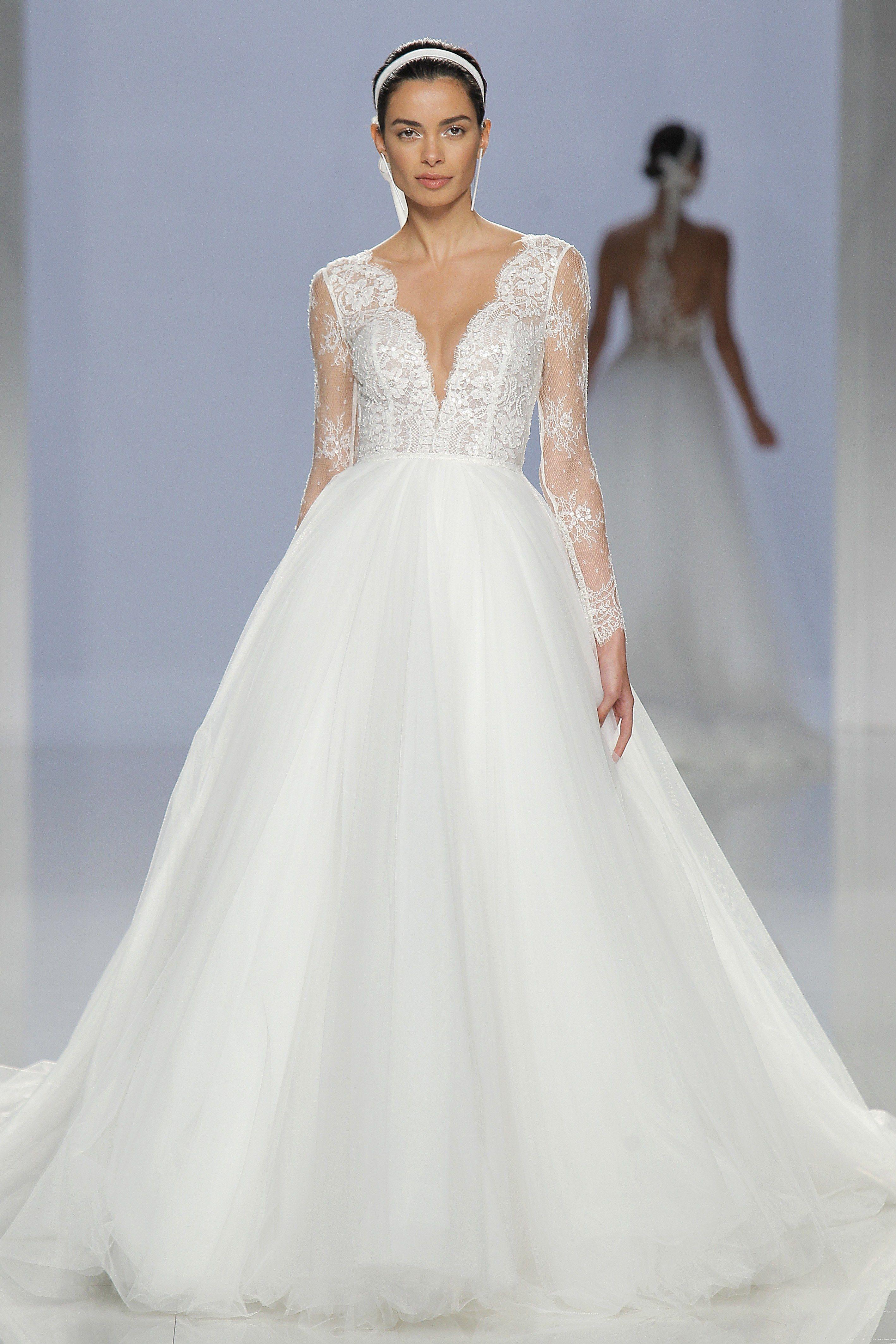 Rosa Clara Wedding Dress 2018