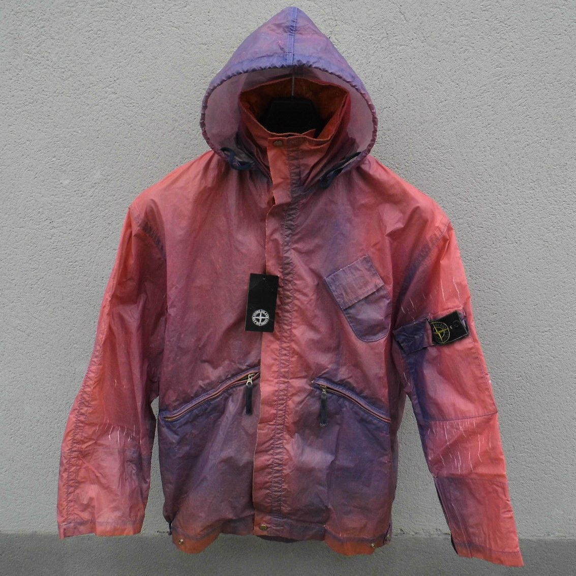 b99d1a83d8c0 Holy Grail of Stone Island - Ice Jacket 1988 and maestro Massimo Osti in  this jacket