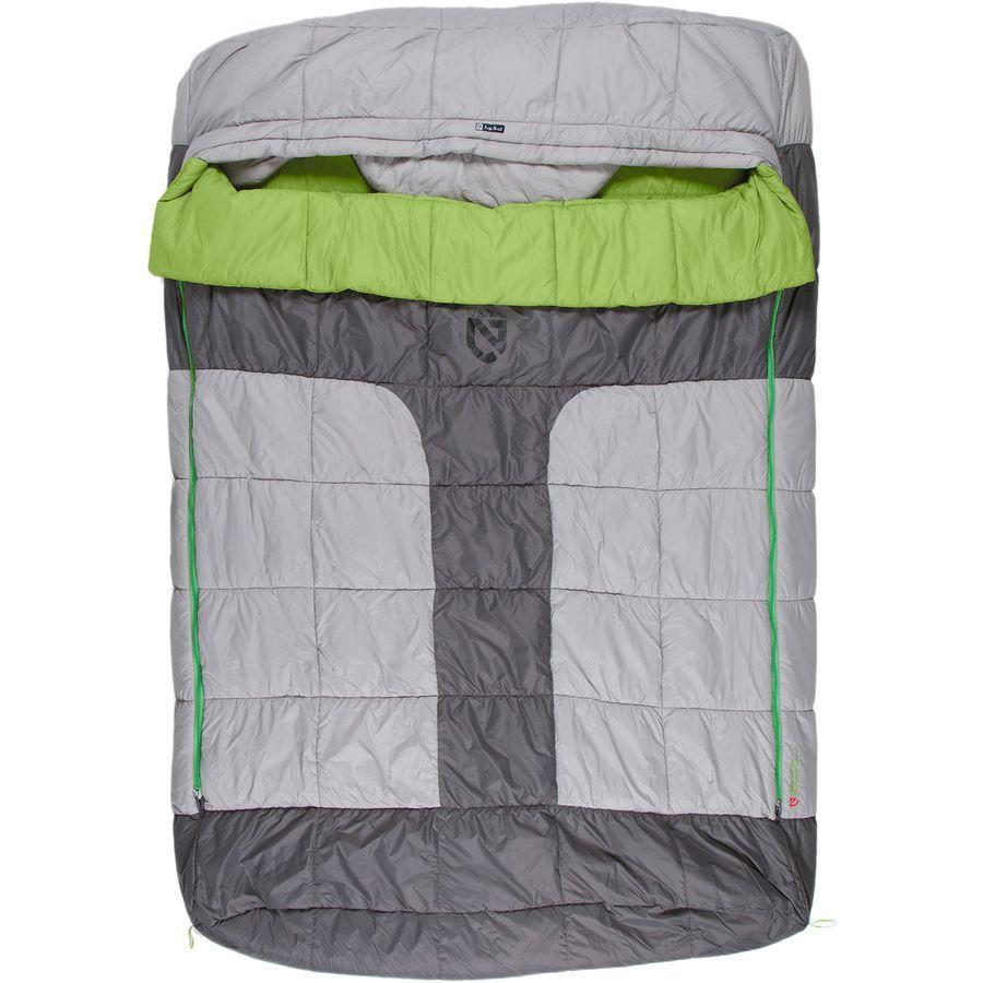 Nemo equipment inc mezzo loft duo sleeping bag 30 degree