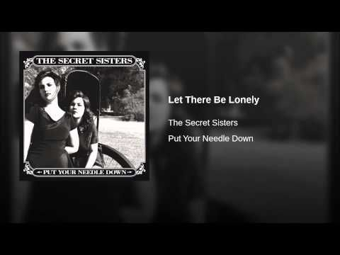 Let There Be Lonely