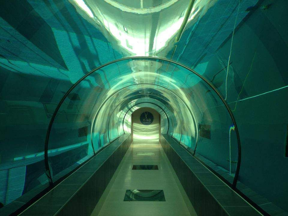 Here's the world's deepest swimming pool Deepest